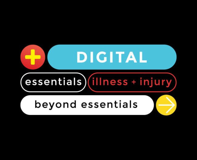 DFTB Digital: Esentials Illness + Injury and Beyond Essentials